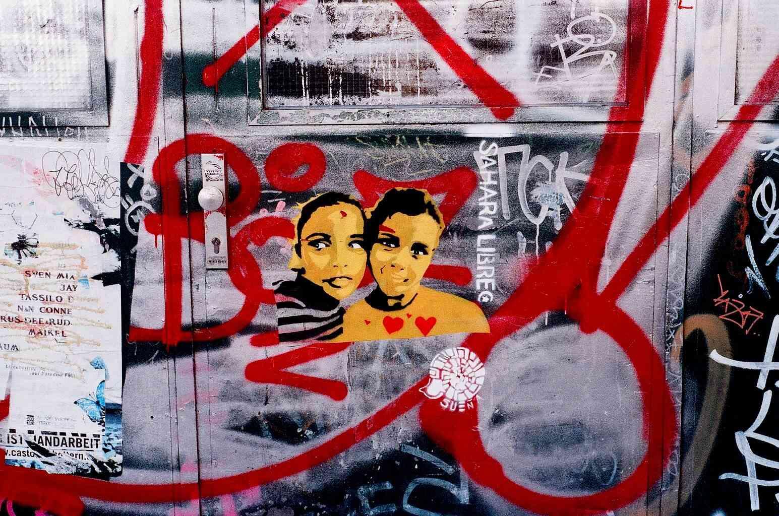 Berlin, July 2012, copyright Benoît Perriard
